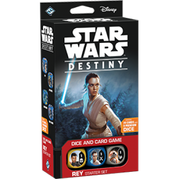 Star Wars Destiny -  Rey Starter Pack